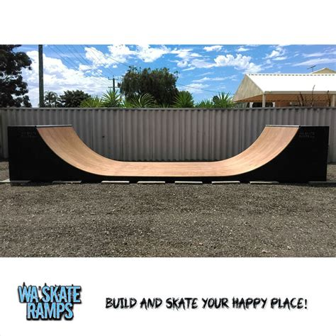 4 Foot Halfpipe Ramp Session