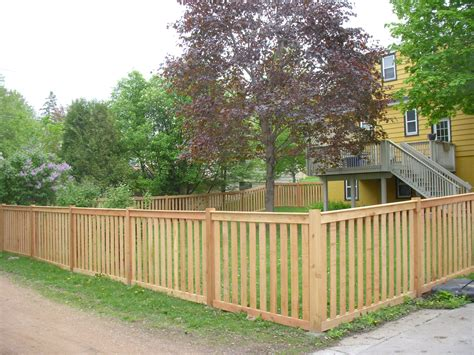4 Foot Wood Fence Plans