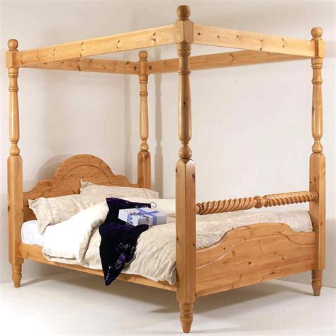 4 Post Bed Frame Designs