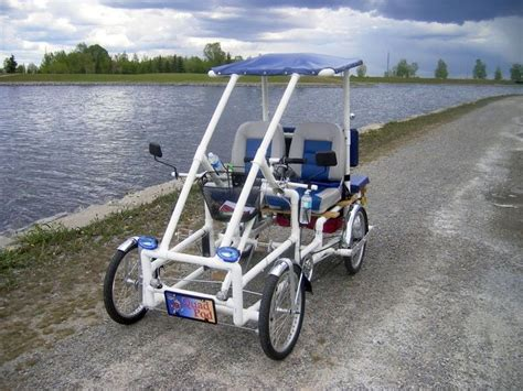 4 Wheel Bicycle Plans Pvc Projector