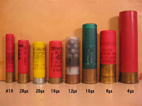 4 10 Shotgun Difference To 20 Guage