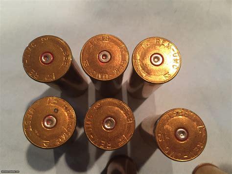 4 10 Shotgun Shell Brass