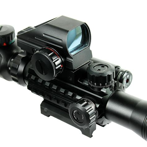 4 12x50eg Tactical Rifle Scope With Holographic And Adco Clearfield Fixed Power Rifle Scope Manufacturer