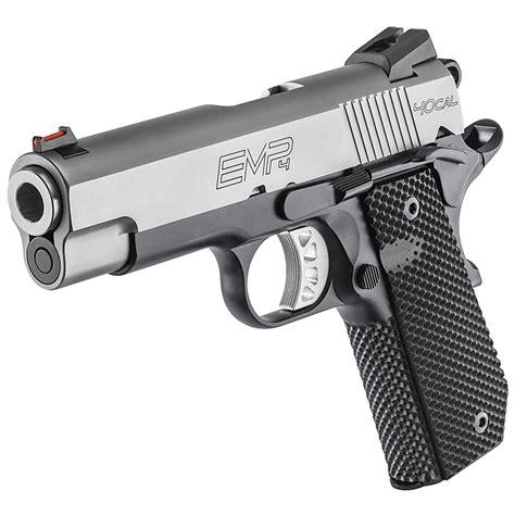 4 Caliber Handgun