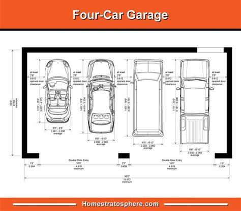 4 Car Garage Dimensions Make Your Own Beautiful  HD Wallpapers, Images Over 1000+ [ralydesign.ml]