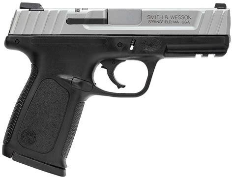4 Full Size Model 9mm Black Massachusetts Compliant