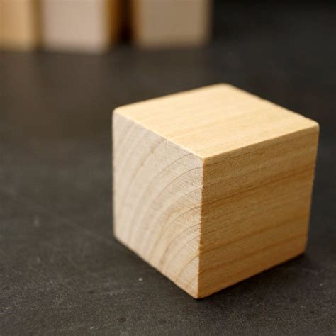 4 inch wooden cube.aspx Image
