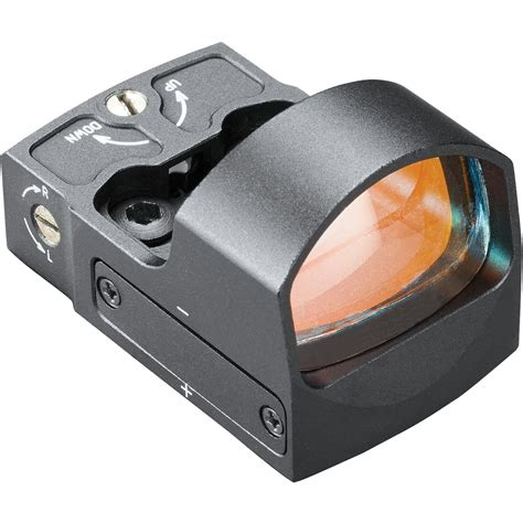 4 Moa Red Dot