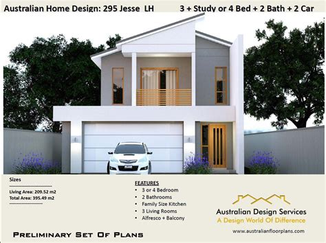 4-Bed-2-Storey-House-Plans