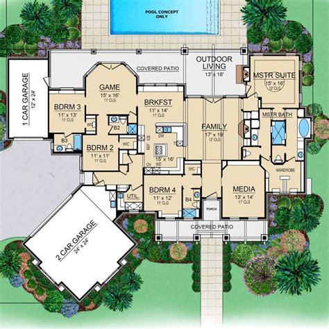 4-Bed-4-Bath-House-Plans