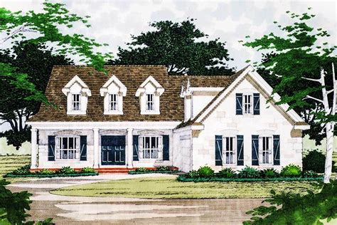 4-Bed-Country-House-Plans