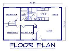 4-Bed-Room-Ranch-House-Plans-Certified