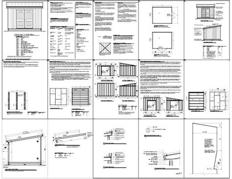 4-By-8-Shed-Plans
