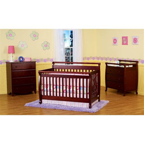 4-In-1-Convertible-Crib-Plans