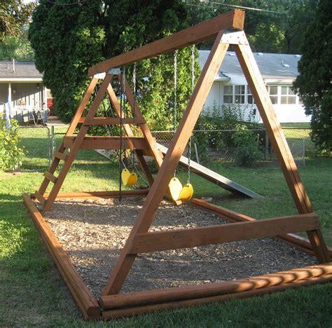 4-Swing-Swing-Set-Diy