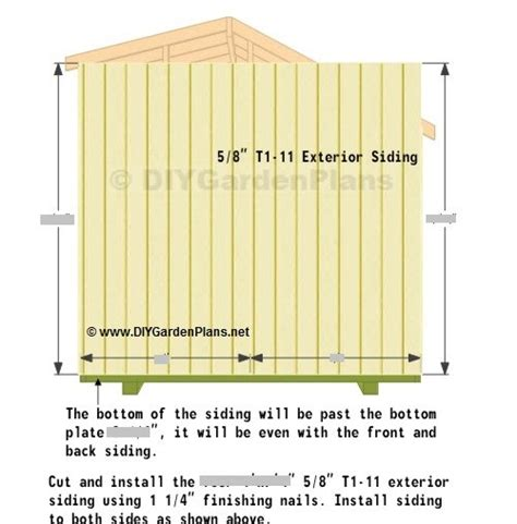 4-X-8-Saltbox-Shed-Plans