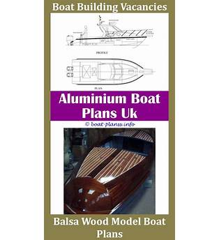 4 Person Stitch And Glue Outboard Boat Plan
