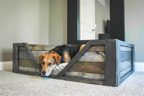 40 Diy Pallet Dog Bed Ideas