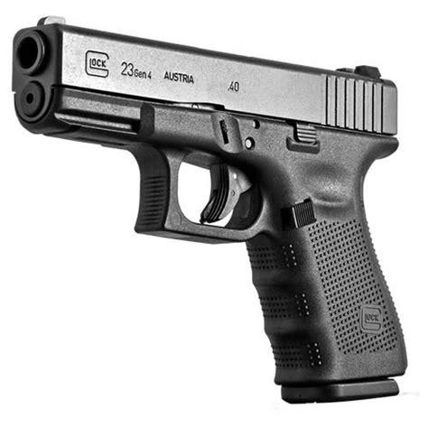 40 Cal Glock 23 Gen 4