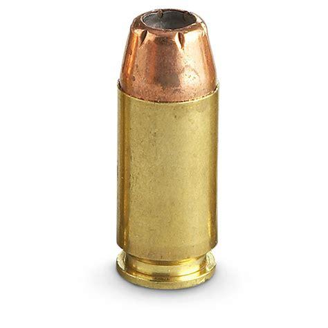40 Cal Pistol Ammo