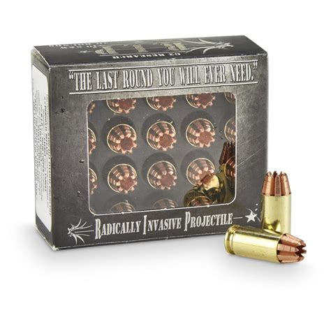 40 Cal Rip Ammo Review
