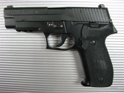 40 Cal Sig P226 Vs 40 Cal P226
