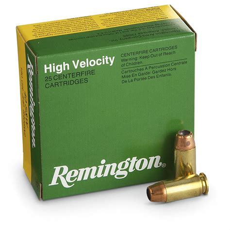 40 Caliber Handgun Ammo