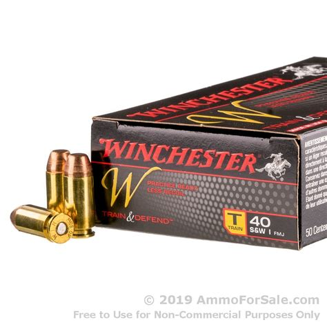 40 Fmj Ammo For Sale