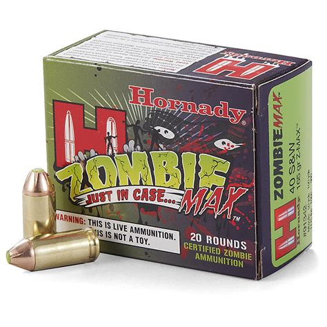 40 Zombie Max Ammo For Sale