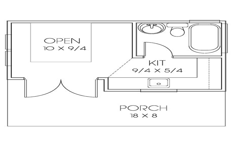 400-Sq-Ft-Tiny-Home-Plans
