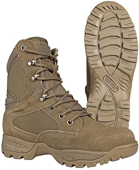 4063 Men's Tactical Assault 9' Coyote Boots