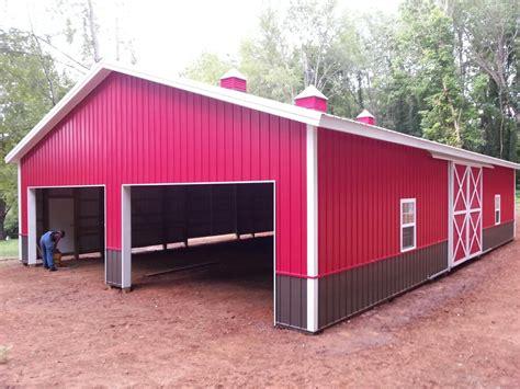 40x60x12-Pole-Barn-Plans