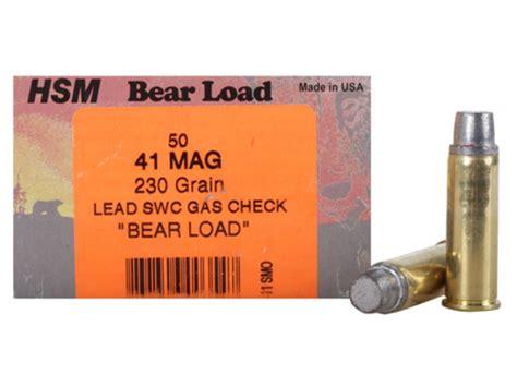 41 Mag Bear Ammo