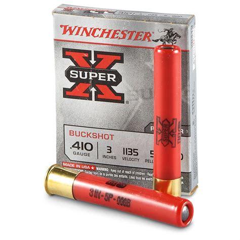 410 3 Inch Shotgun Shells