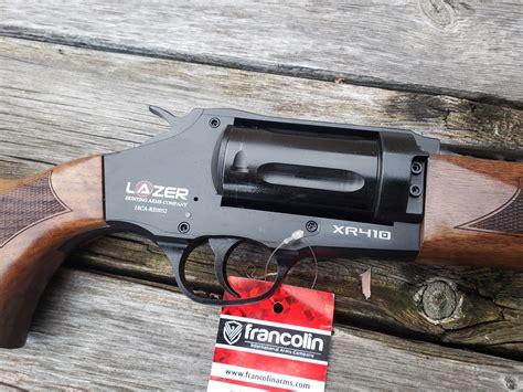 410 Ga Tactical Shotgun