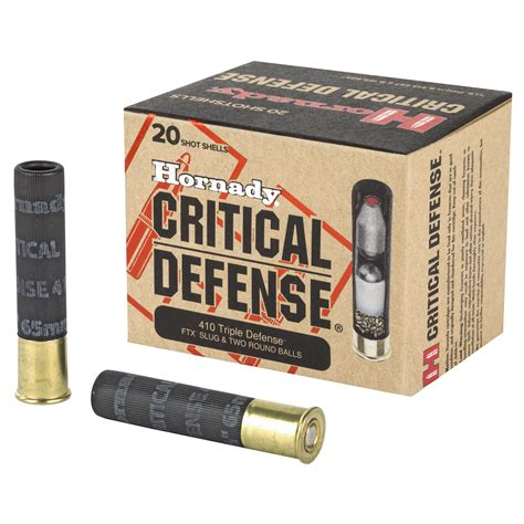 410 Personal Defense Ammo For Sale