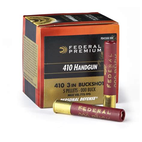 410 Pistol Ammo Reviews