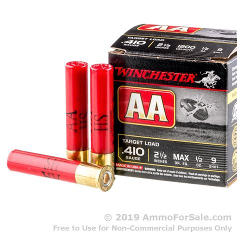 410 Shotgun Ammo Cheap