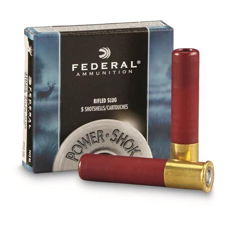 410 Shotgun Ammo Slug