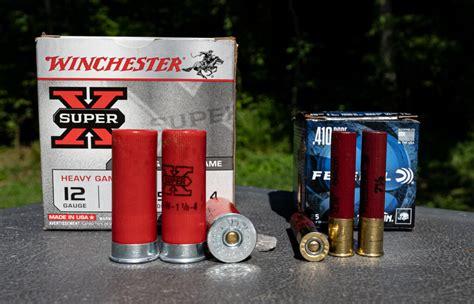 410 Shotgun Shells Vs 12 Gauge