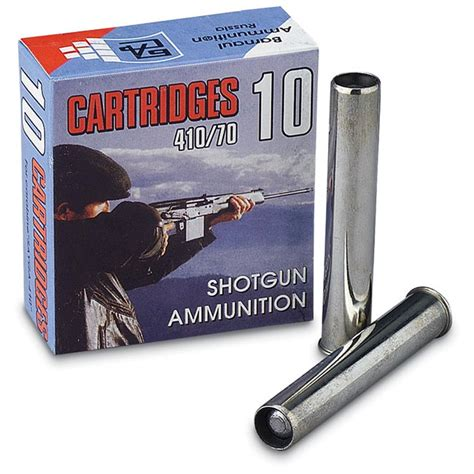 410 Shotgun Solid Slug