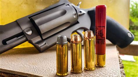 410 Shotgun Vs 44 Magnum