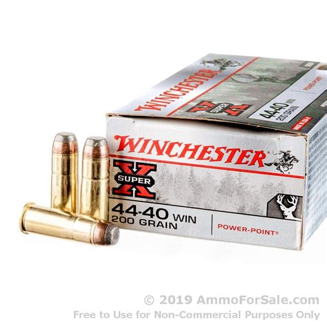 44 40 Ammo For Sale