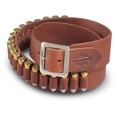 44 Mag Ammo Belt And 556 Mm Ammo Can
