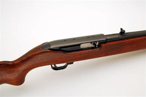 44 Caliber Semi Auto Rifle