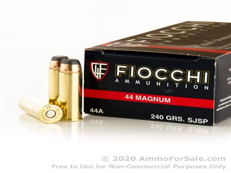 44 Mag Ammo For Hog Hunting