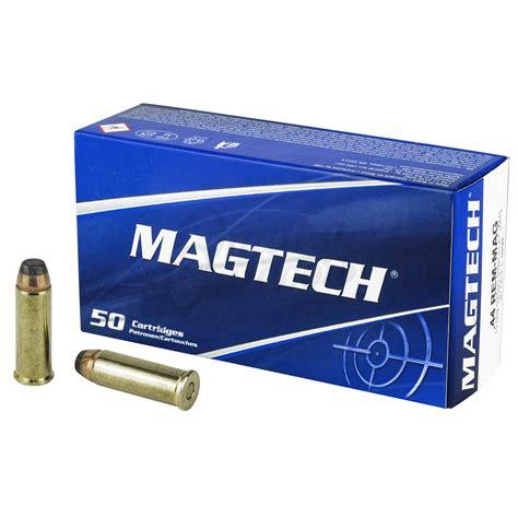 44 Mag Ammo Handgun Magtech Ammoseek Com