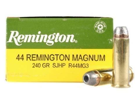 44 Mag Remington Ammo