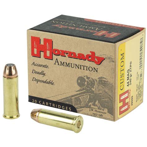 44 Magnum Rifle Ammo