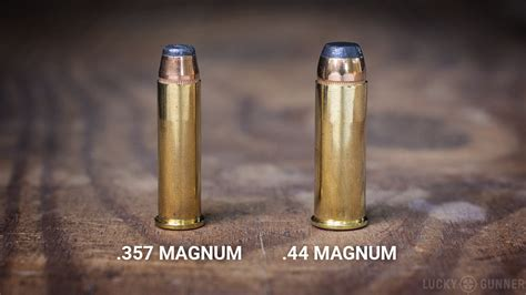 44 Magnum Rifle Vs 357 Magnum Ammo And 7mm Wsm Rifle Ammo